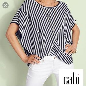 CAbi Siesta Poncho Style #5395 Size small
